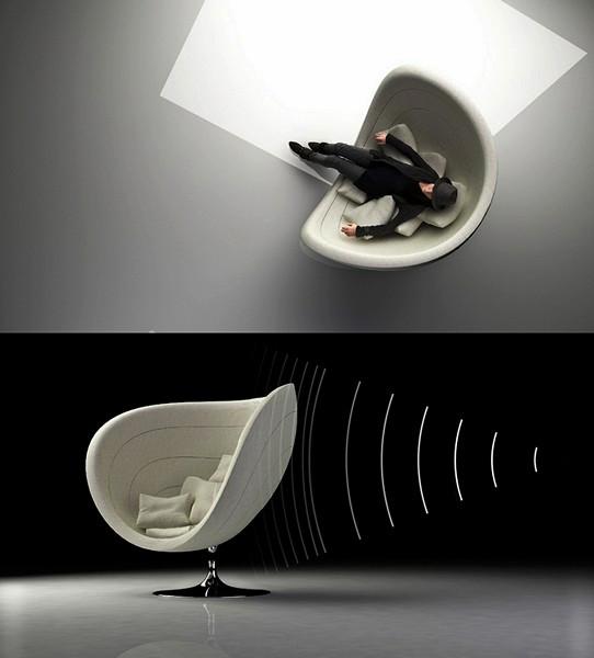 красивое дизайнерское кресло фото 2 (542x600, 40Kb)