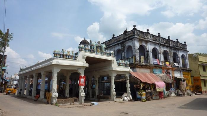 Сучиндрам (Suchindram temple) – храм всех Учителей. 45715