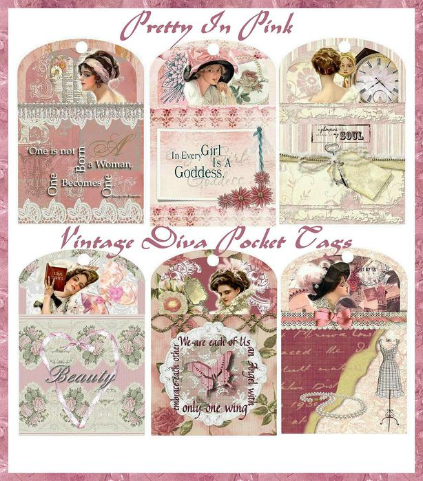 62769720_Pretty_in_Pink_Vintage_Diva_Pocket_Tags_Sample (614x699, 106Kb)
