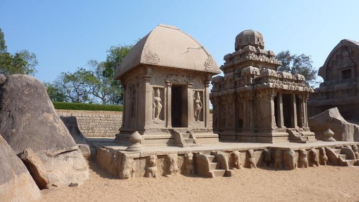 Исторический комплекс Махабалипурам 40821