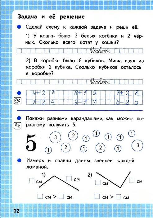 По тетради основе математике решебник печатной на по