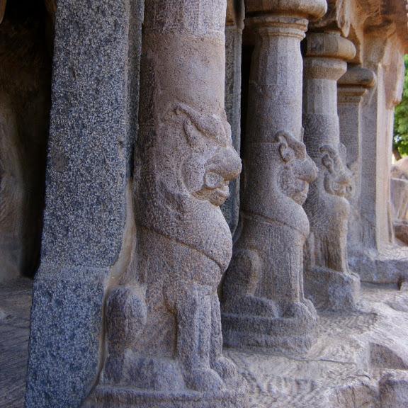 Исторический комплекс Махабалипурам 33737