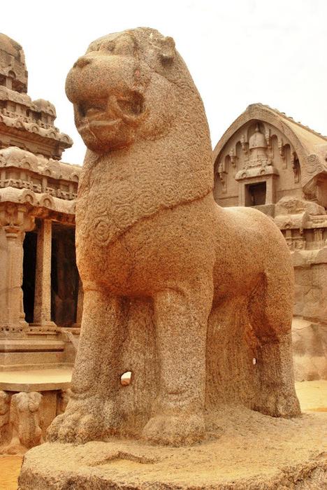Исторический комплекс Махабалипурам 67695