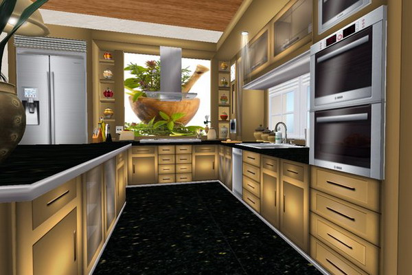4497432_goldentrenddecoratingideaskitchen6 (600x400, 75Kb)