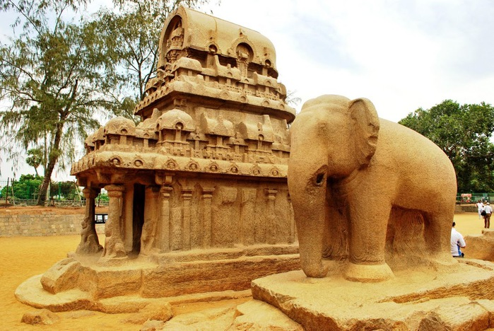 Исторический комплекс Махабалипурам 11696