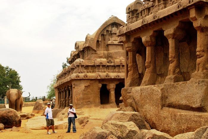 Исторический комплекс Махабалипурам 70749