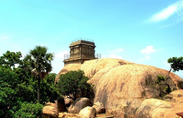 Исторический комплекс Махабалипурам 94999