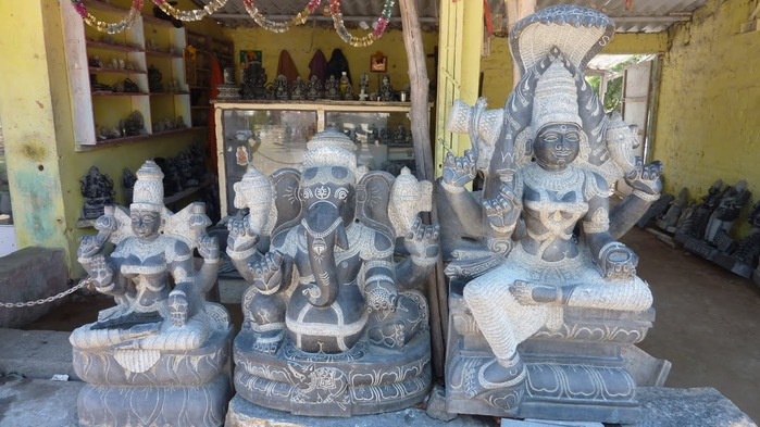 Исторический комплекс Махабалипурам 16724