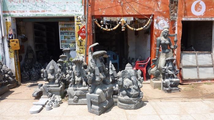 Исторический комплекс Махабалипурам 73621