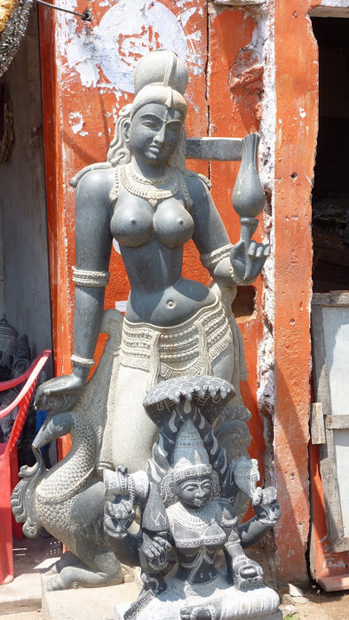 Исторический комплекс Махабалипурам 19929