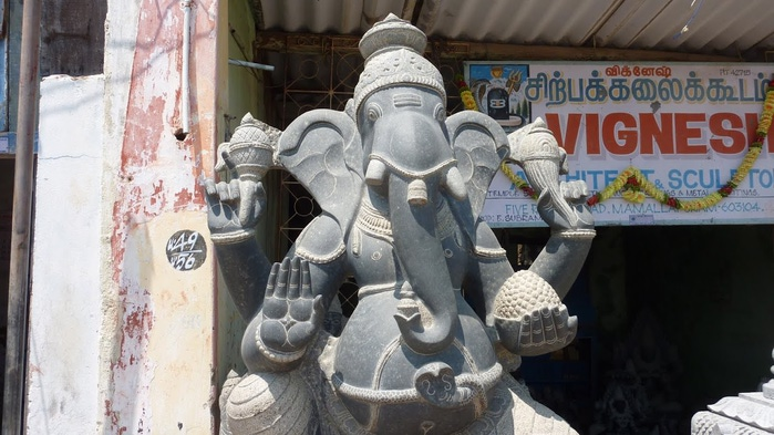 Исторический комплекс Махабалипурам 51812