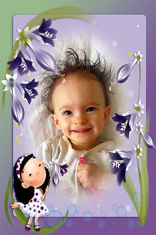 как подготовить ребенка к детскому саду/1352386531_fioletovaya_ramka (320x480, 40Kb)