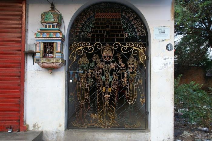 Исторический комплекс Махабалипурам 19341