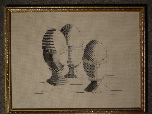 Embroidery Blackwork Boiled Eggs (640x480, 155Kb)
