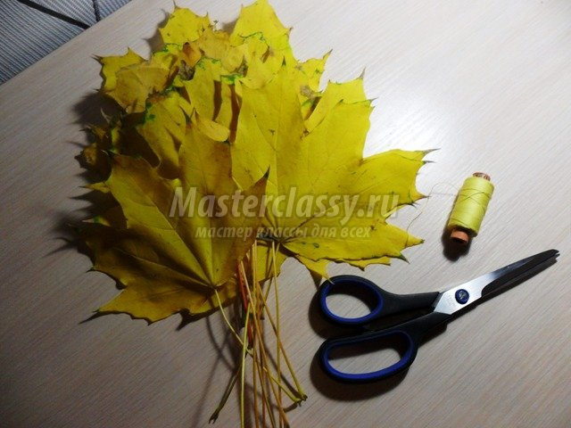 Осенние поделки своими руками пошаговые