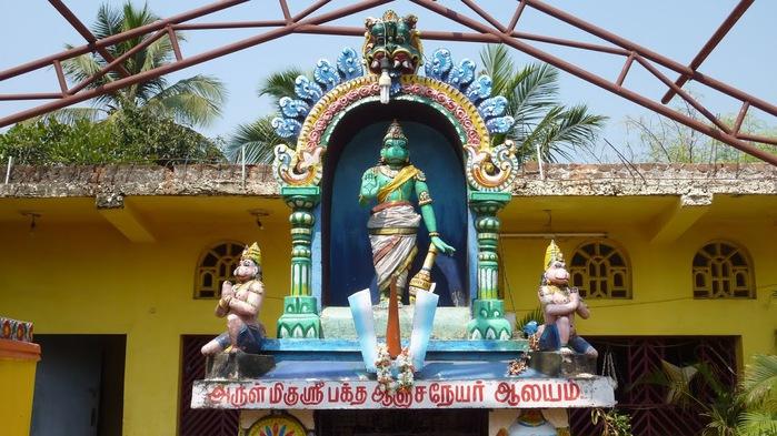 Исторический комплекс Махабалипурам 29224