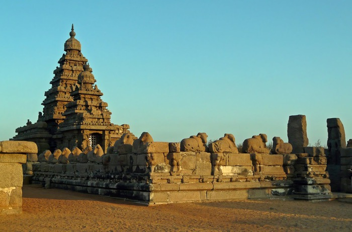 Исторический комплекс Махабалипурам 96404