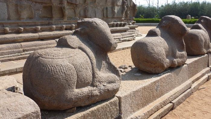 Исторический комплекс Махабалипурам 56319