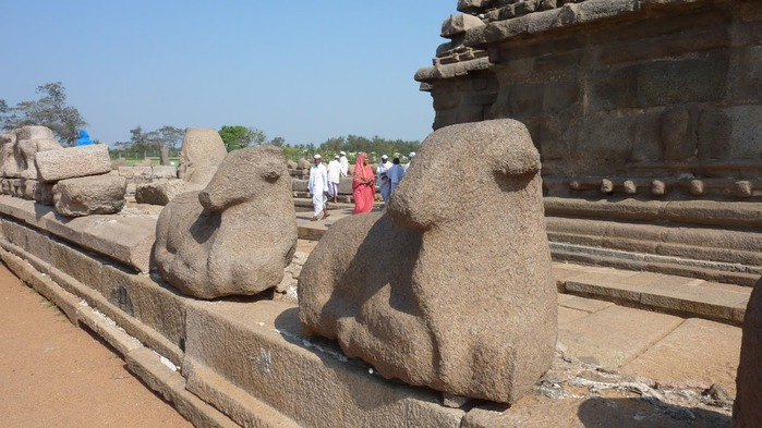 Исторический комплекс Махабалипурам 50497