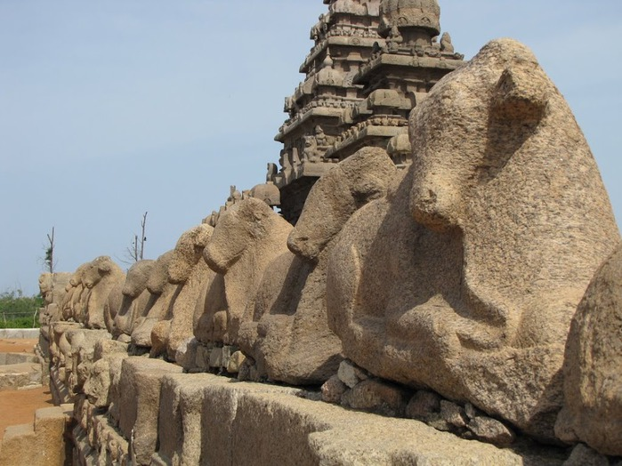 Исторический комплекс Махабалипурам 95150
