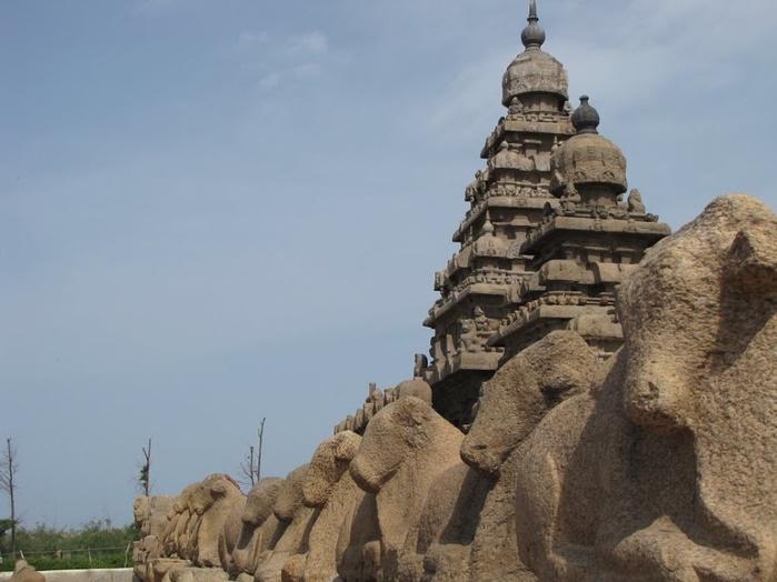 Исторический комплекс Махабалипурам 45656