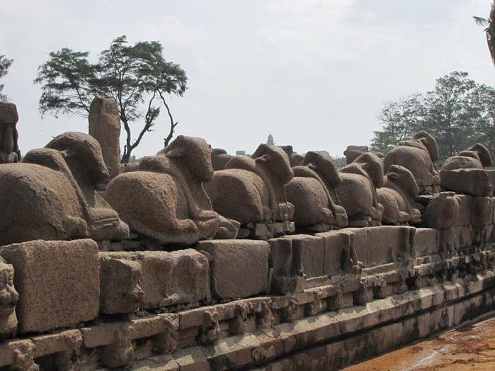 Исторический комплекс Махабалипурам 95774