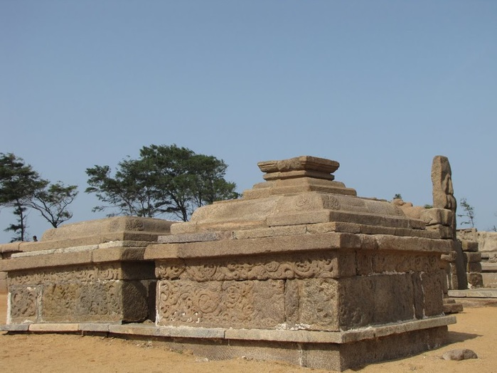 Исторический комплекс Махабалипурам 91217
