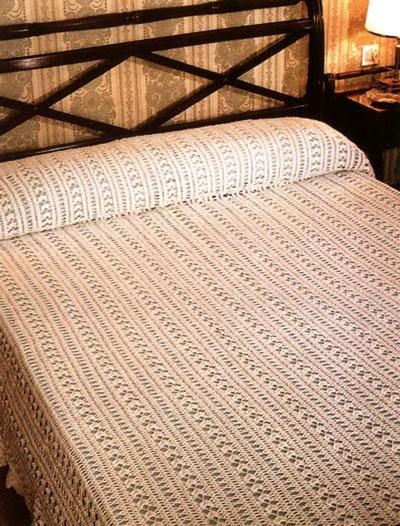 Вязание. вязаные покрывала.  Вязание для дома.