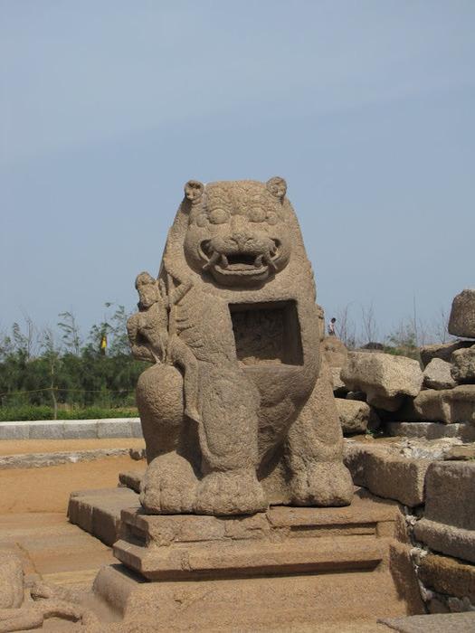 Исторический комплекс Махабалипурам 43852