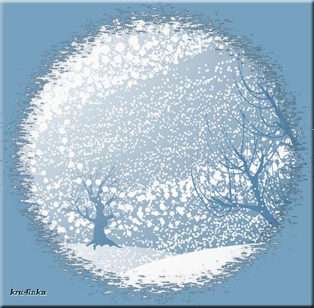 Снегопад (450x441, 297Kb)