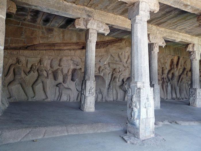 Исторический комплекс Махабалипурам 24936
