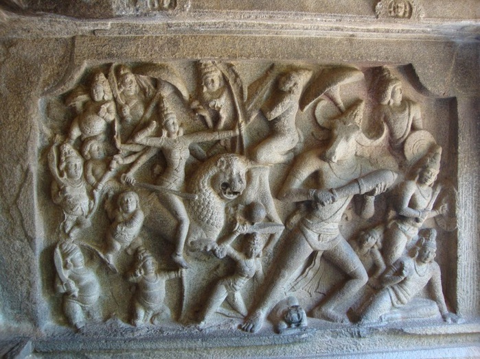 Исторический комплекс Махабалипурам 55175