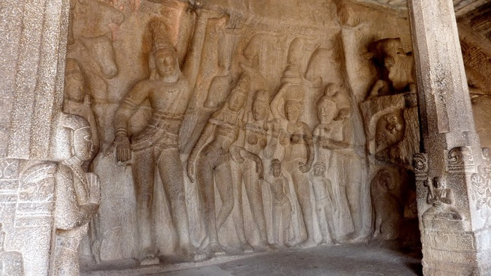 Исторический комплекс Махабалипурам 57822