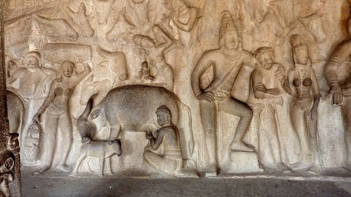 Исторический комплекс Махабалипурам 45705