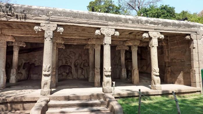 Исторический комплекс Махабалипурам 32974