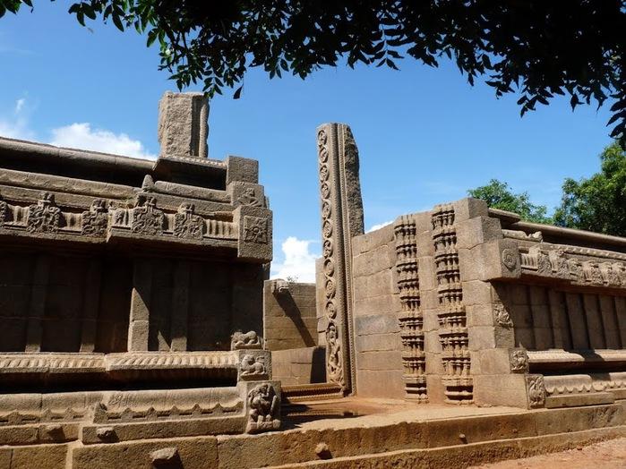 Исторический комплекс Махабалипурам 50466