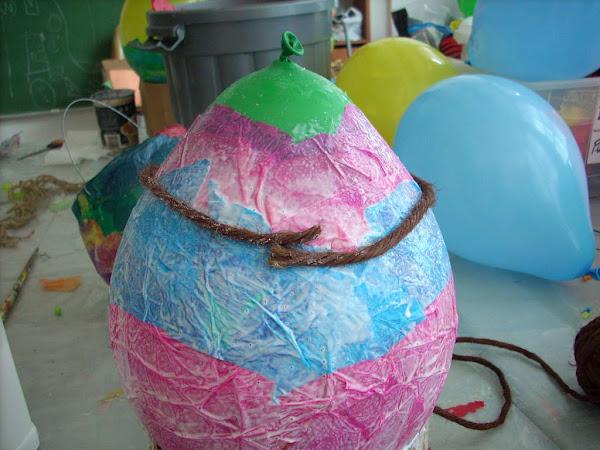 Сделай сам своими руками воздушные шары
