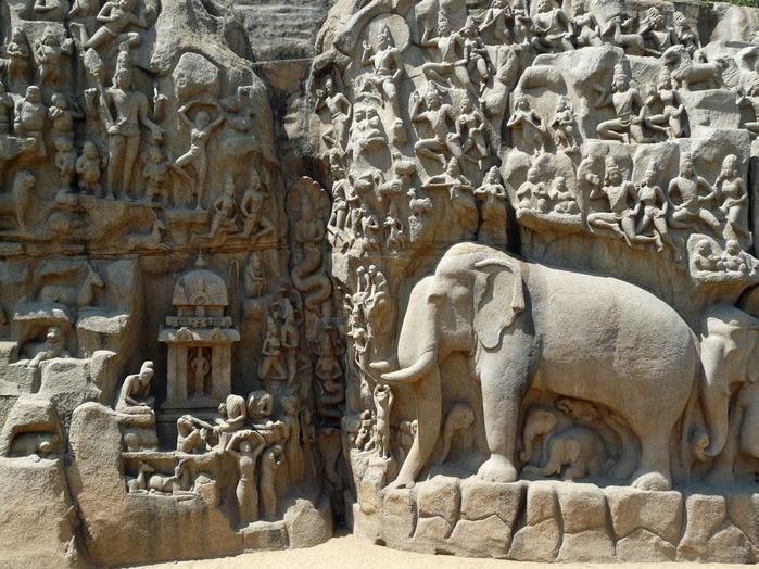 Исторический комплекс Махабалипурам 53966