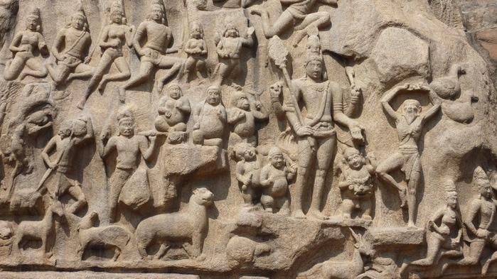 Исторический комплекс Махабалипурам 24452
