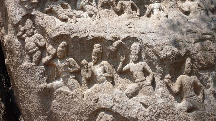 Исторический комплекс Махабалипурам 16903