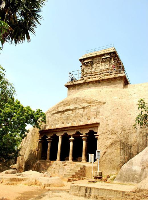 Исторический комплекс Махабалипурам 11097