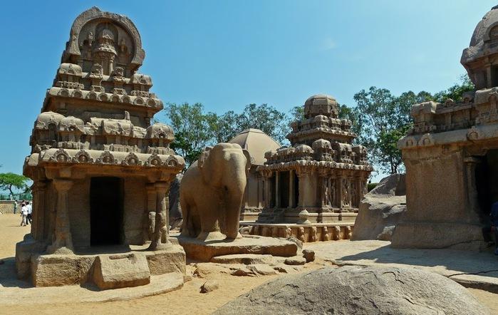Исторический комплекс Махабалипурам 48718