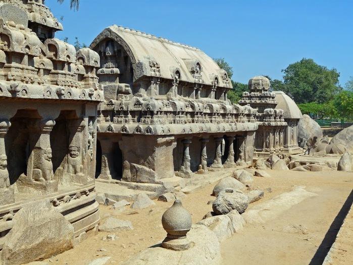 Исторический комплекс Махабалипурам 28390