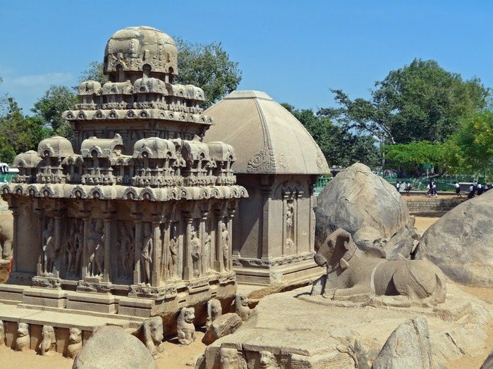 Исторический комплекс Махабалипурам 30399