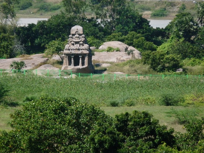 Исторический комплекс Махабалипурам 66060