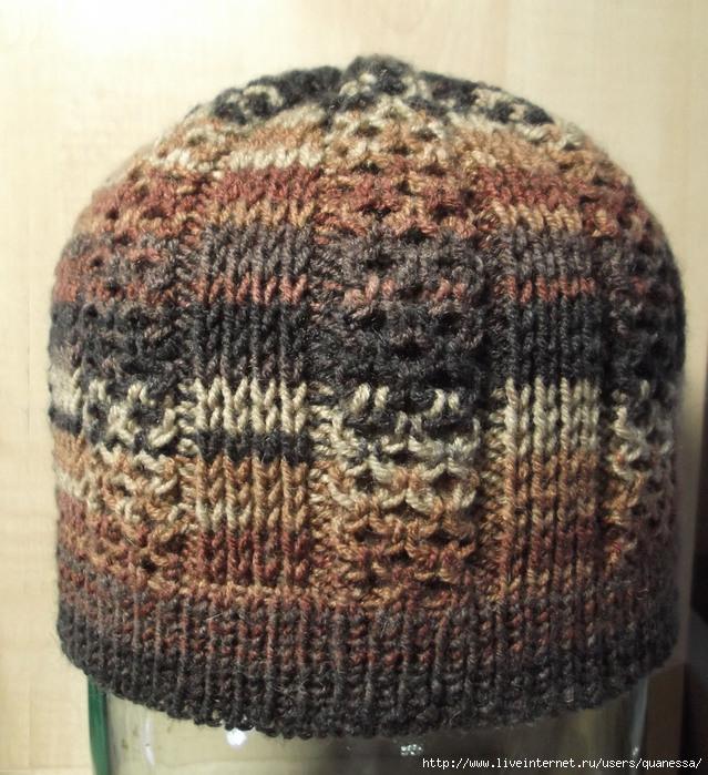 Вот нитки, из которых связана шапка. .  Состав: 49% шерсть, 51% акрил, производство Турция.  Прочитать целиком.