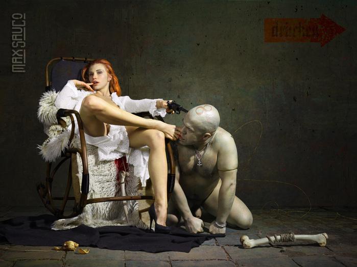"""CityWaits - """"На колени и ...."""" на Яндекс.Фотках"""