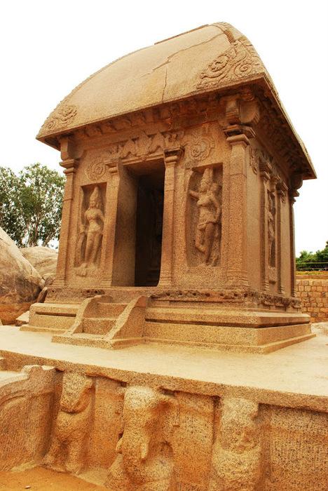 Исторический комплекс Махабалипурам 52897