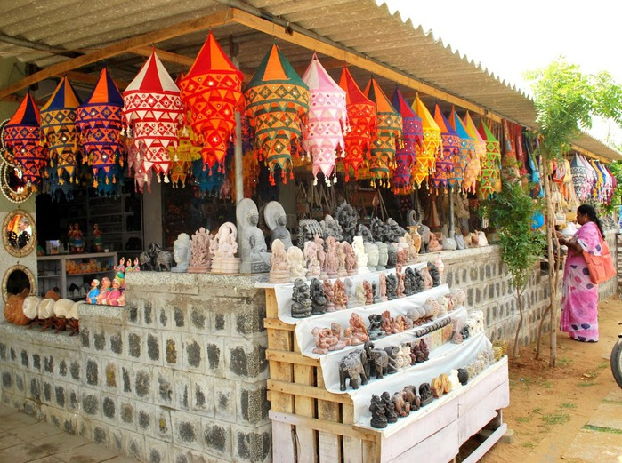 Исторический комплекс Махабалипурам 30680