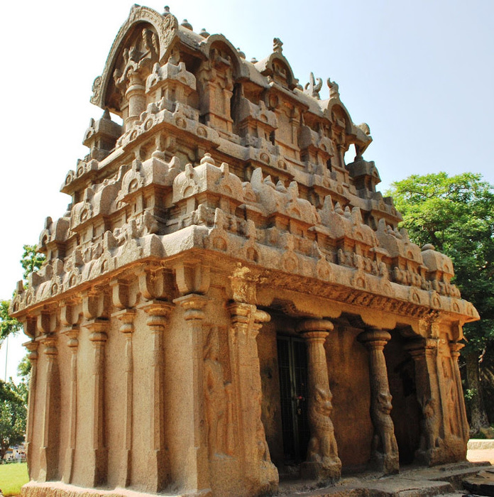 Исторический комплекс Махабалипурам 63629